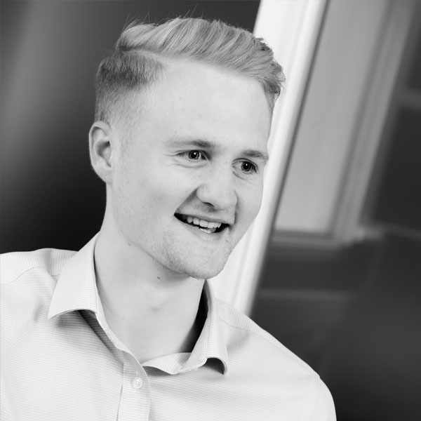 Mason Harrison - Client Services Co-ordinator
